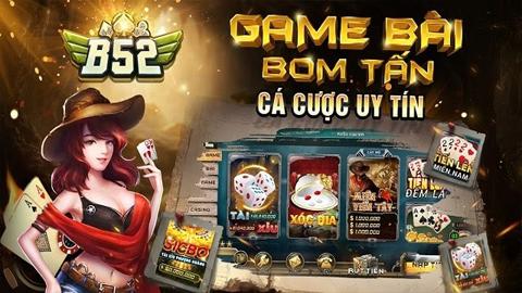 B52 Club – Game bài đổi thưởng uy tín nhất 2020