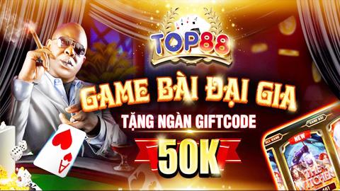 Top88 – Cổng game đánh bài đổi thưởng – Đổi thẻ uy tín nhất