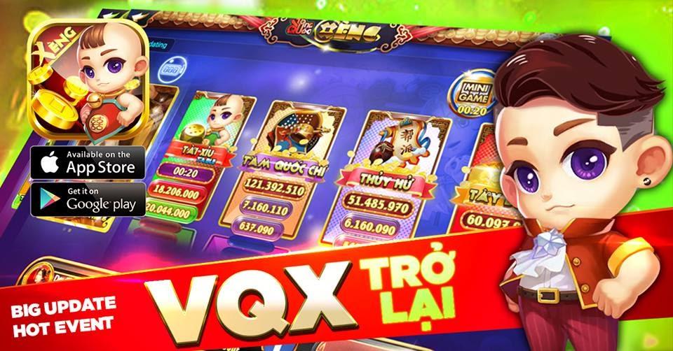vuongquocxeng – Cổng game nổ hũ đổi thưởng siêu kinh điển