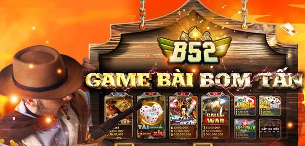 B52 – Đánh giá cổng game bắn cá nổ hủ cực cao – Vip slot cực uy tín