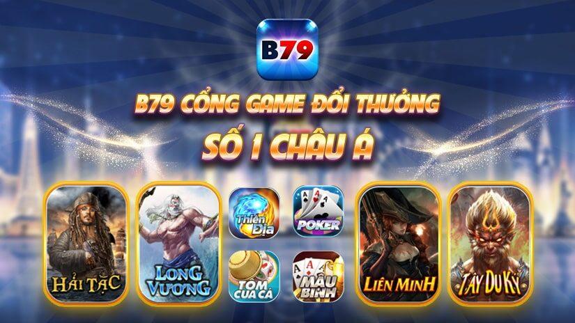Đánh giá B79 – So sánh cổng game bài nổ hũ B79 và nhà cái Dafabet