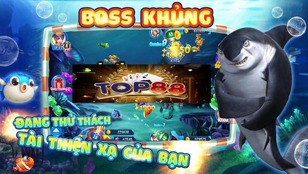 TOP88 – Đánh giá game bắn cá đổi thưởng online hot nhất2021