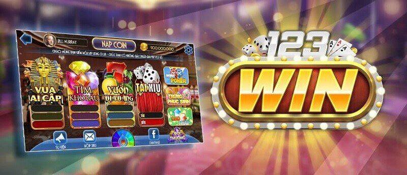 123Win – Cổng game bài hàng đầu thị trường Việt Nam