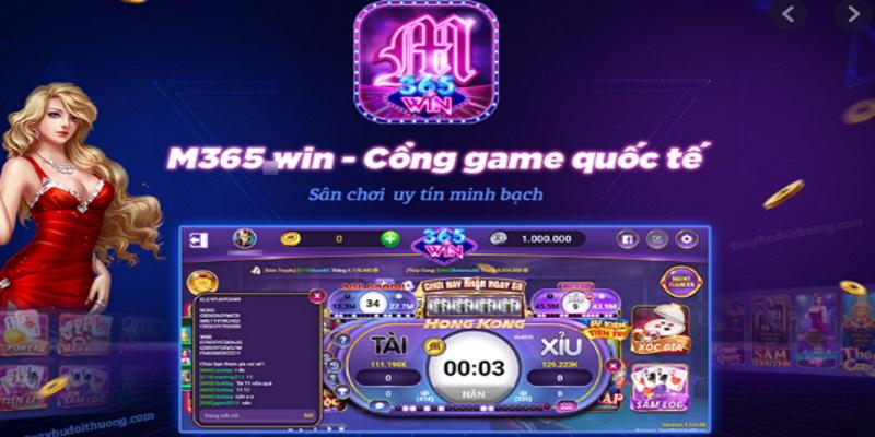 GiftCode M365 win – xem livestream nhận quà chỉ có tại M365 win